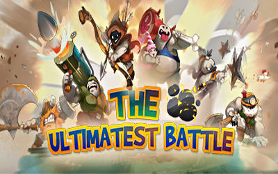 The Ultimatest Battle - Jeu de Plateforme sur PC