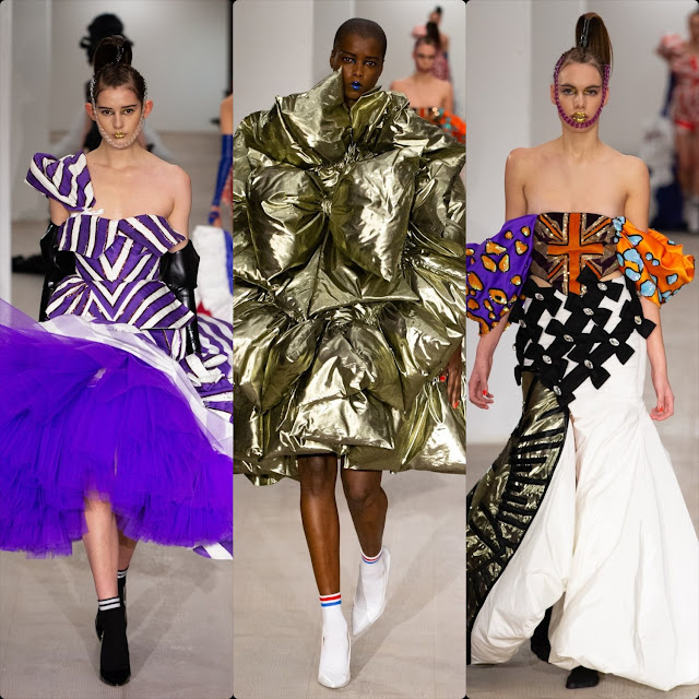 ON|OFF Presents Fall-Winter 2020-2021 London by RUNWAY MAGAZINE