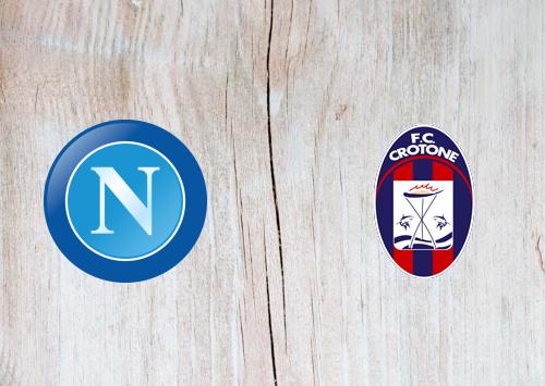 Napoli vs Crotone -Highlights 03 April 2021