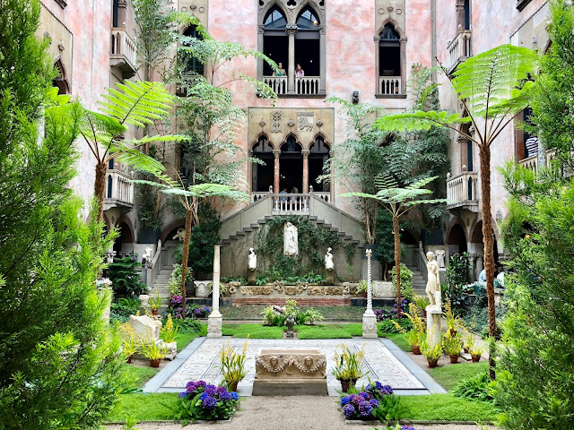Visit an Absolute Jewel in the Crown of Boston Massachusetts:  The Isabella Stewart Gardner Museum