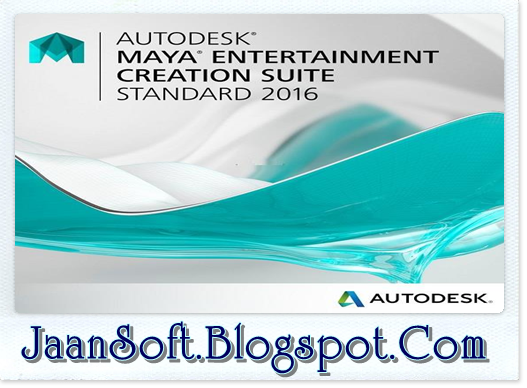 Maya Entertainment Creation Suite 2016 For Windows Latest