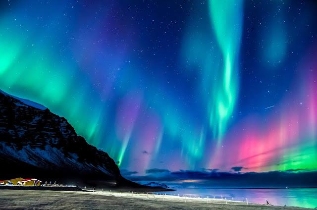 Hotel islandese offre un mese di soggiorno in cambio di foto dell'aurora boreale