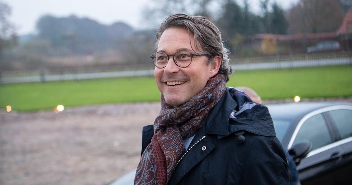 Andreas Scheuer in Wahrheit Experiment der Regierung, wie viel Inkompetenz Bürger zu ertragen bereit sind
