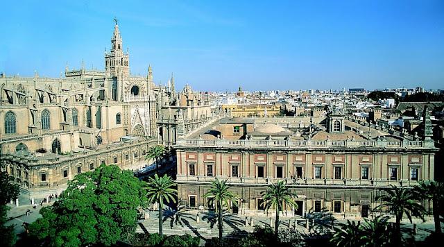 O que fazer em Sevilha em 1 dia? Arquivo Geral das Índias