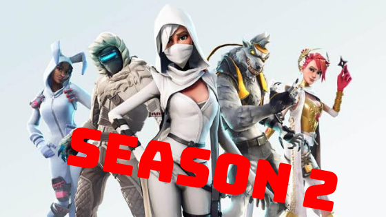 Fortnite Chapter 2 Season 1 carries on