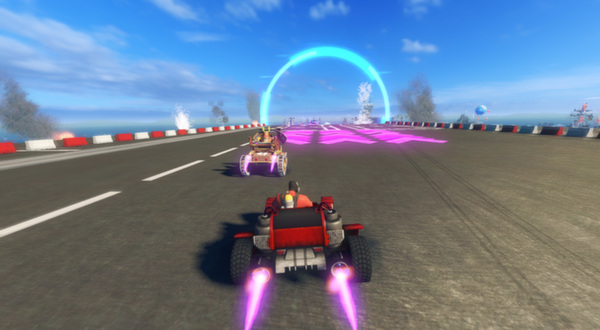 Sonic and All-Stars Racing Transformed PC Full Version Screenshot 3