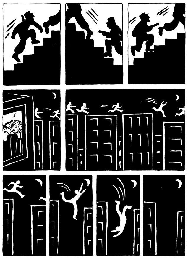 Read Chapter 16 - The Socks, page 155, from Marjane Satrapi's Persepolis 2 - The Story of a Return