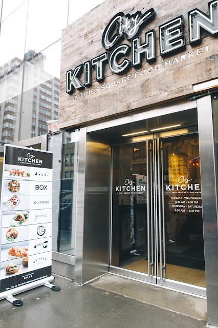 シティ・キッチン(City Kitchen)の外観
