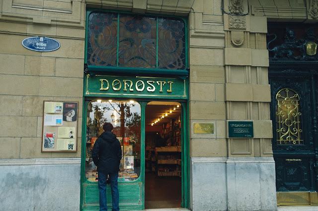 Donosti Libreria