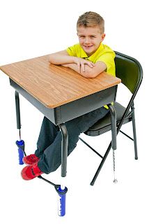 Theraband in Classroom