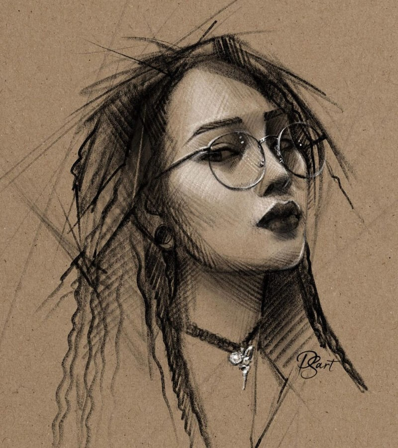 06-Digital-Art-Portraits-Petra-Strasser-www-designstack-co