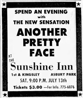 The Sunshine Inn in Asbury Park, New Jersey