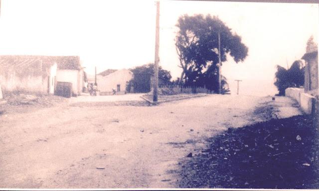 Alto de São Gonçalo 1960, hoje Almirante Barroso no Rio Vermelho