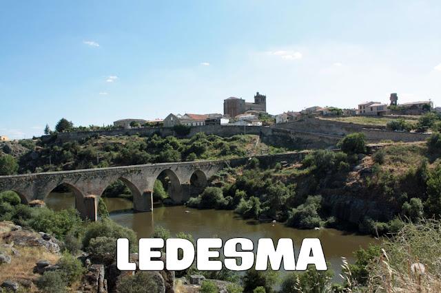 Ledesma, a orillas del Tormes (Salamanca)
