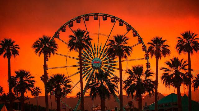 Playlist + Datos curiosos sobre Coachella