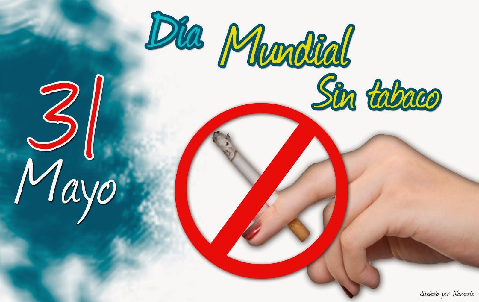 Tarea facil d a mundial del no fumador resumen for Cuarto dia sin fumar