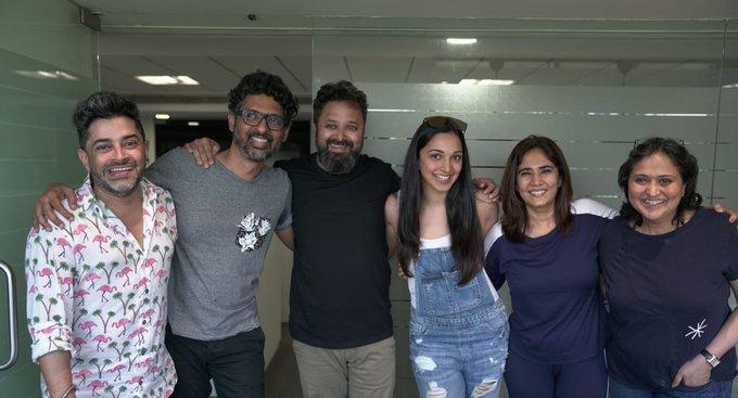 'Indoo Ki Jawani' Team