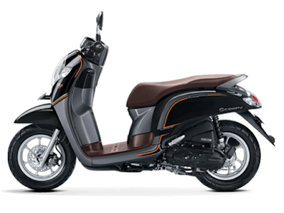 All-New-Honda-Scoopy-2017-Stylish-Black