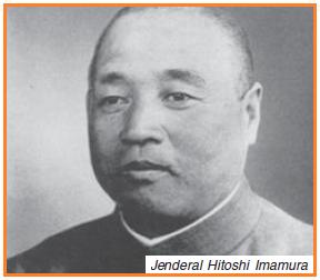 Jenderal Hitoshi Imamura - Masa Pendudukan Jepang di Indonesia