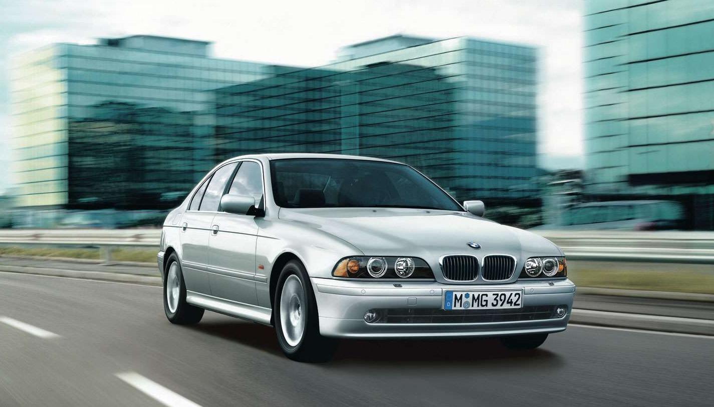 CHROME SIDE MARKER LIGHTS TRIM FOR BMW E39 5-SERIES 530I 540I M5 1996-2003