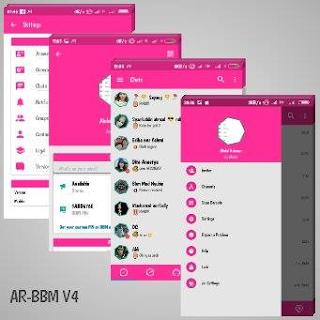 AR-BBM Mod v4 Base v3.2.0.6 Apk Terbaru
