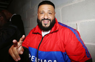 DJ Khaled Gets Apple Music First Artist in-residence