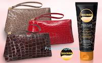 Logo Pochette + Crema corpo Leocrema con Confidenze