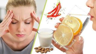 Ja cilat janë ushqimet që shërojnë migrenën