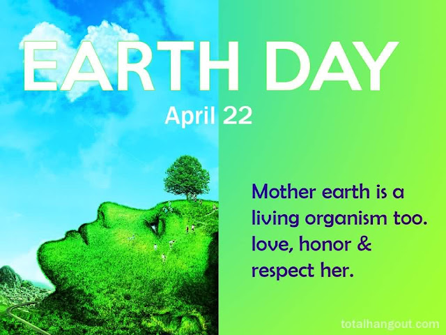 Inspirational Earth day quotes 2018
