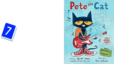Rounding up a list of 10 children's books you must read at the beginning of the school year. Pete the Cat