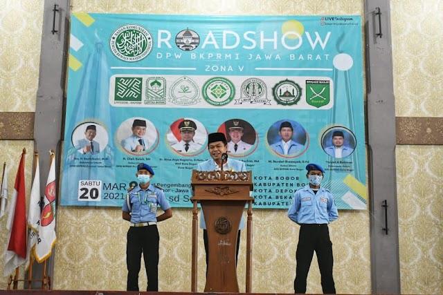 Sosialiasikan Program BKPRMI, Oleh Soleh Ajak Generasi Muda Mengembalikan Fungsi Masjid