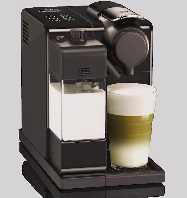 """افضل ماكينة قهوة كبسولات نسبريسو """"NESPRESSO LATISSIMA Touch"""""""