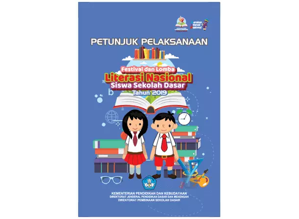 Juklak FL2N SD Tahun 2019