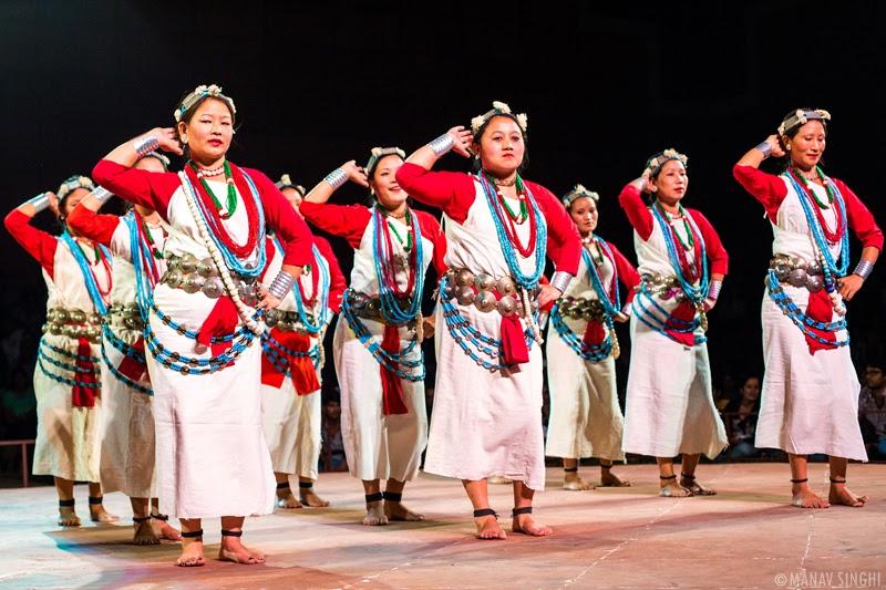 Rikham Pada Paru Dance Arunachal Pradesh