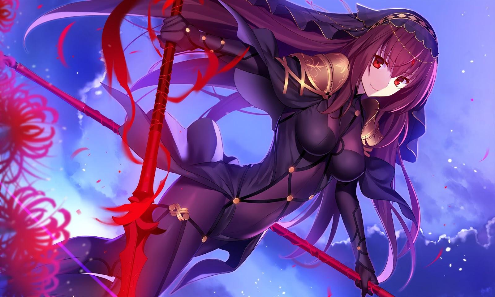 Fate AowVN%2B%252831%2529 - [ Hình Nền ] Anime Fate/GrandOrder tuyệt đẹp Full HD | Wallpaper