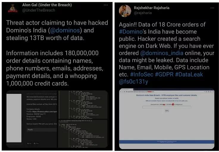 Data Breach Dominos