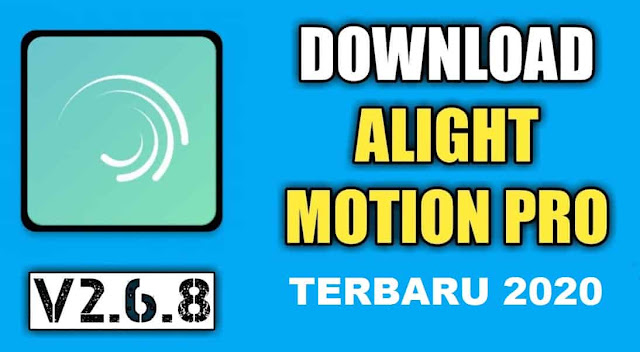 Download Alight Motion Pro Mod Apk Versi Terbaru