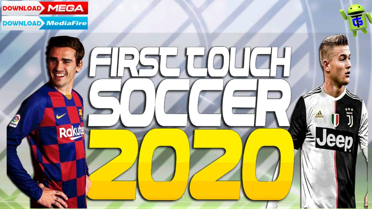 download first touch soccer 2020 offline android apk obb data 260mb download first touch soccer 2020