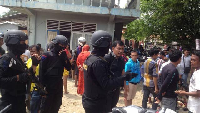 Penggerebekan Rumah di Tanjungbalai, 2 Terduga Teroris Diamankan