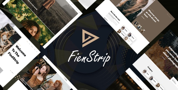 Multipurpose Blog PSD Template