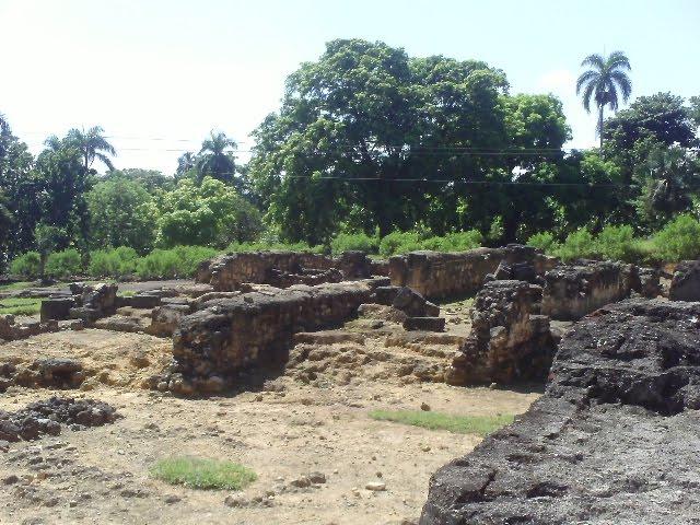 Terremotos en la isla de Santo Domingo