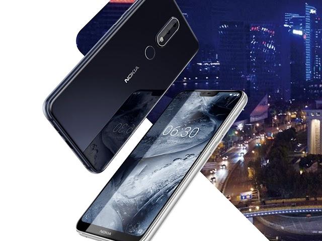 Nokia X6 Snapdragon 636 SoC, 6GB RAM announced in China
