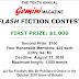 Less Than 10 Days To Go | Gemini Magazine $1000 Annual Flash Fiction Contest