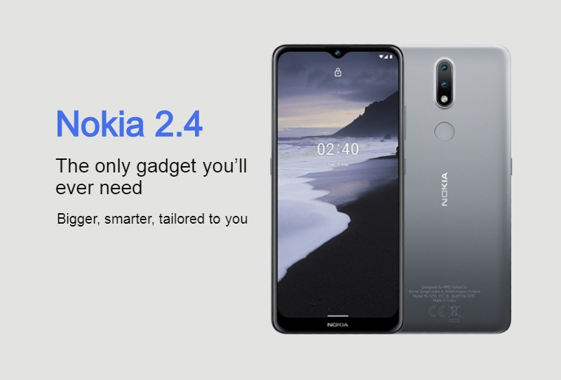 Nokia 2.4 in Nepal
