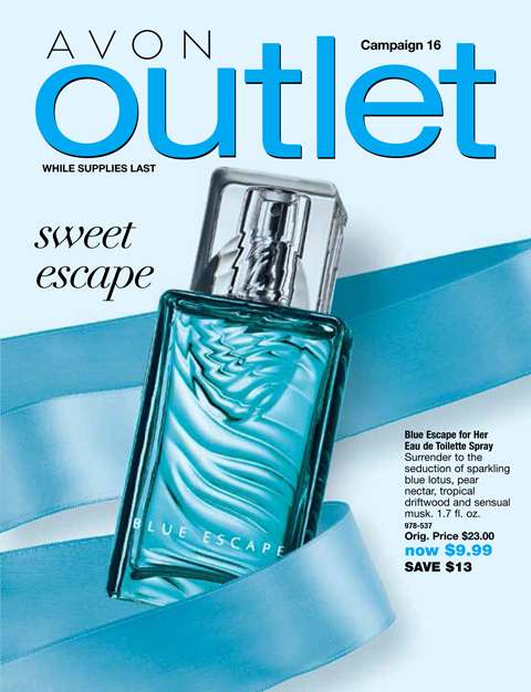 Avon Outlet While Supplies Last! Catalog Good Through 7/22/16
