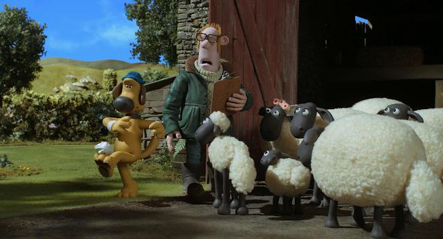 Shaun the Sheep Movie 2015 Dual Audio Hindi 720p BluRay