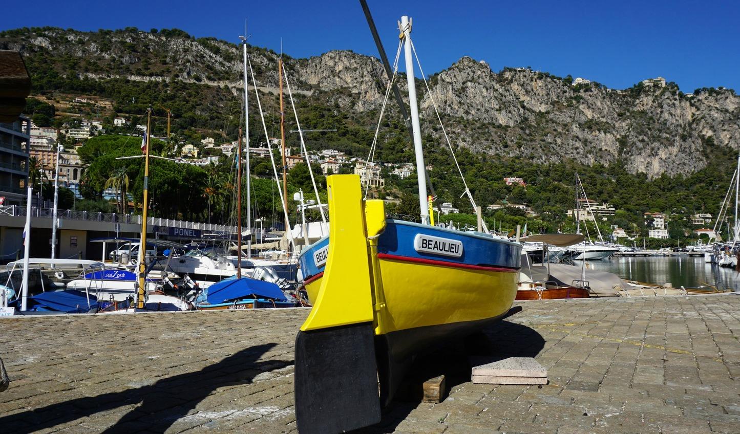 Beaulieu Port de Plaisance