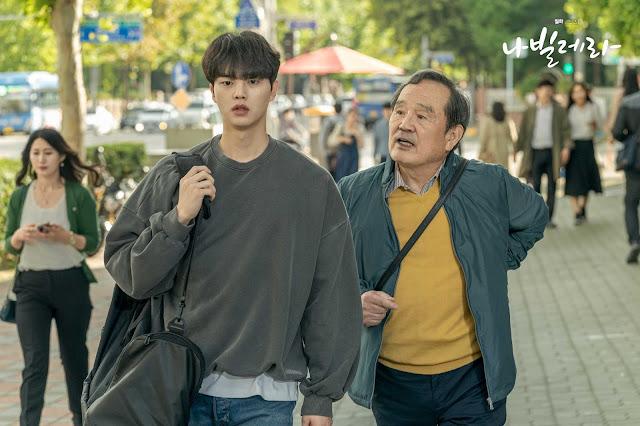 Tudo sobre 'Navillera', o novo k-drama da Netflix
