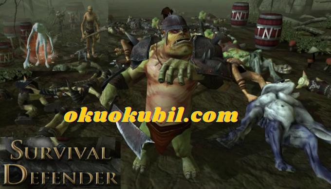 Survival Defender 1.4.9 Sınırsız Para Hileli Mod + Apk Kilitler Açık İndir