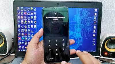 Oppo A15 Screen Lock Reset Pin,Pattern,Password & FingerprintCPH2185 Lock Remove One Click